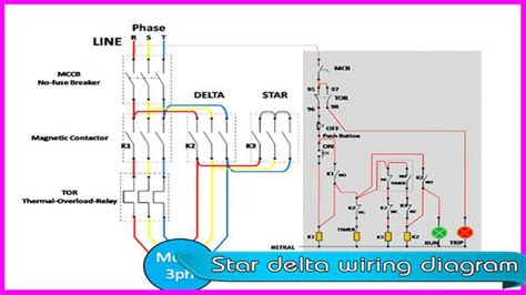 star delta wiring diagram  android apk