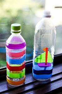 Deco De Noel Avec Bouteille En Plastique : que faire avec des bouteilles en plastique id es cr atives ~ Dallasstarsshop.com Idées de Décoration
