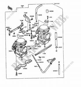 Kawasaki Mule 2510 Carburetor Adjustment  U2013 Motorcycle Image Idea