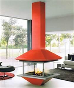 Cheminée Centrale Prix : cheminee centrale pas cher ~ Premium-room.com Idées de Décoration