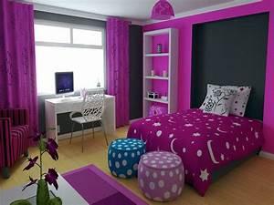 Cute girl bedroom ideas decor ideasdecor ideas for Cute girl room themes