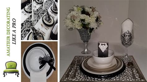diy dollar tree place settings  centerpieces haves