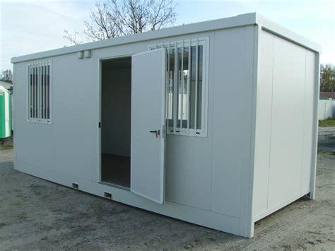 bungalow bureau occasion vente bungalow neuf 15 m ce 3 fenetres gblocation