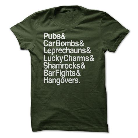 St Patty Day Todo List