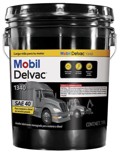 mobil delvac mobil delvac 1340 monogrados circulo llantero