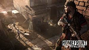 Homefront: The Revolution Shows Off Action-Packed Gameplay ...
