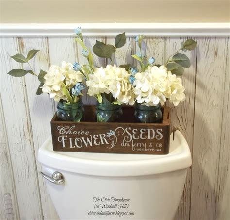 old fashioned bathroom farmhouse decor 20 best thrifty diy projects with