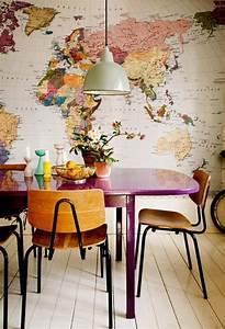 Que Mange Une Souris Dans Une Maison : d co voyage en 10 photos pinterest c t maison ~ Melissatoandfro.com Idées de Décoration