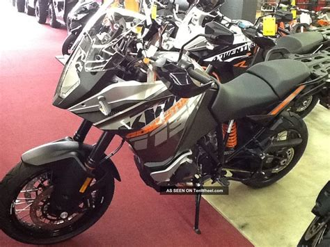 2014 Ktm 1190 Adventure Dual Purpose Motorcycle 150hp