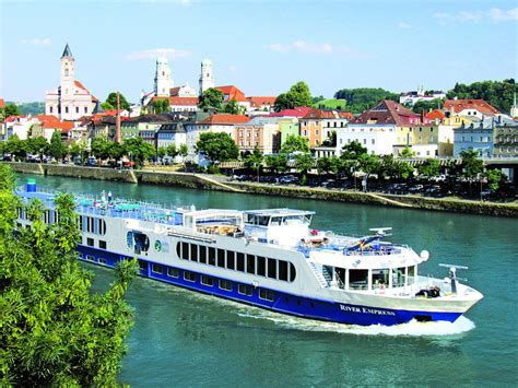 European River Boats by Cruising All The World The Finest Cruise Lines For