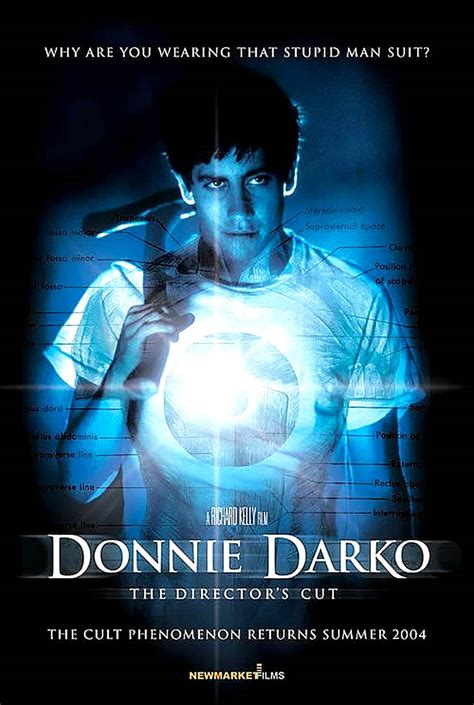 donnie darko directors cut thriller  posters
