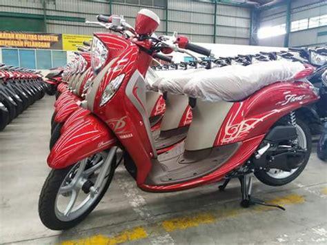Aerok Modifikasi by Cara Modifikasi Motor Fino Sporty Impremedia Net