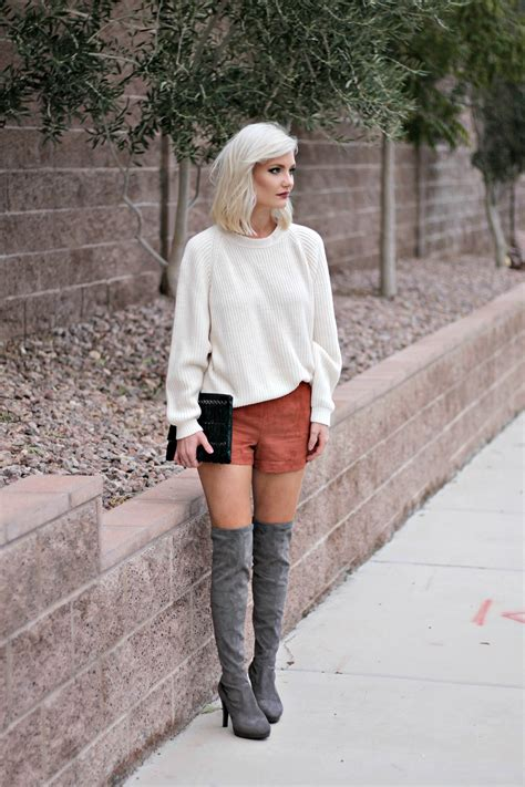 How To Wear Over The Knee Boots - The Nomis Niche