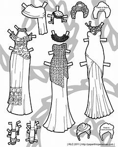 Astronaut Paper Doll Template (page 2) - Pics about space