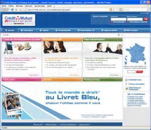 credit mutuel banque en ligne alsace application