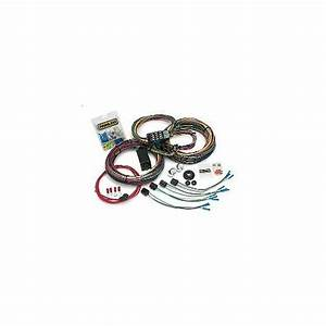 Painless Wiring 14 Circuit Wiring Harness Ford Falcon Mustang 1966-76 Pw10123