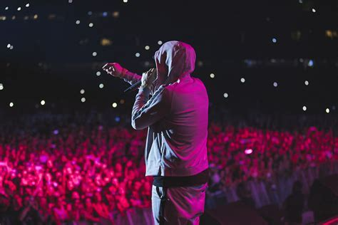 Live review: Eminem proved to his Melbourne audience that