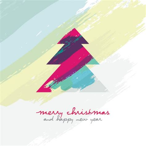 We have 1683 free happy new year vector logos, logo templates and icons. Postcard Merry Christmas and Happy New Year Vector | Free ...