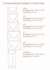 25 best ideas about envelope sizes on pinterest legal for Wedding invitation normal size