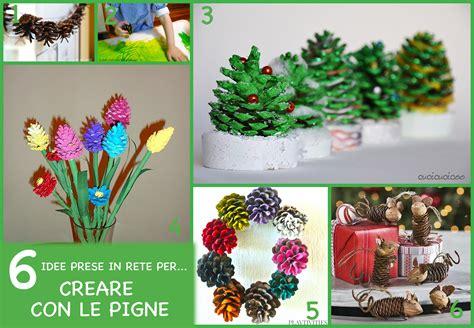 Creare Con Le Pigne by Autunno