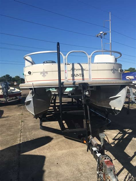 Tracker Boat Trailers Specifications by Used 2006 Tracker Pontoon 25 Metairie La