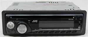 Jvc Kd-g140 Aftermarket Used 50 Watts X 4 Cd Player Radio Rca Preouts Aux Input