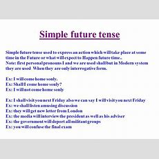 12 Tenses Of English Grammar  Ppt Video Online Download