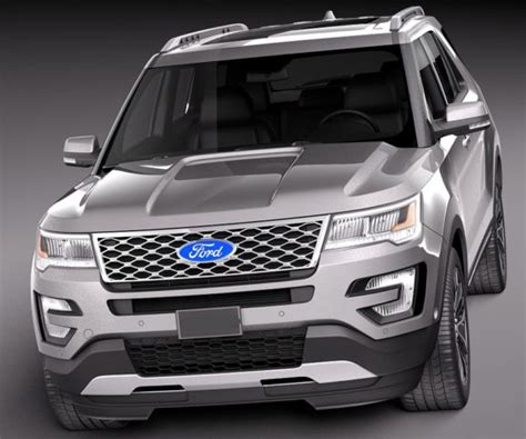 2018 Ford Explorer Release Date, Redesign, Price