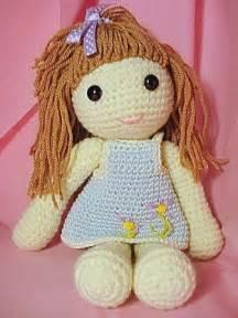 Free Crochet Amigurumi Dolls Pattern