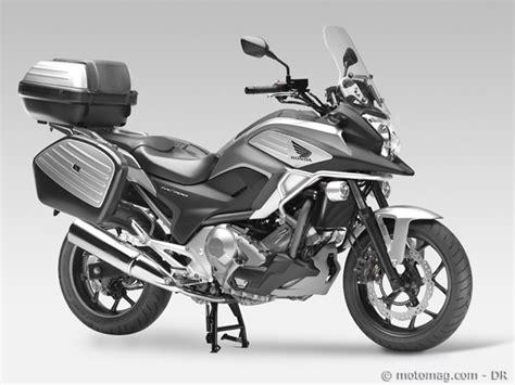 Honda Nc 700 X  Moto Magazine  Leader De L'actualité De