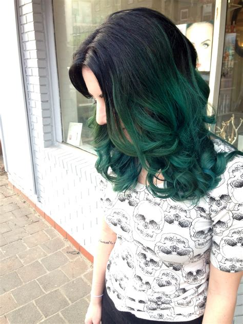 Teal Hair Grace To Create