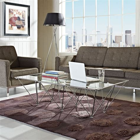 prism rectangle coffee table dcg stores