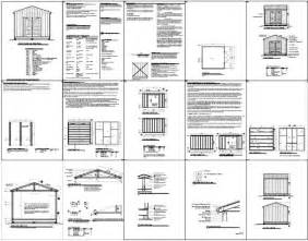 tree sheds download free 12x12 shed plans