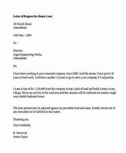 15 sample loan application letters pdf doc free With business loan letter