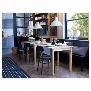 Tisch Norden Ikea : der holztisch ein klassiker im innendesign ~ Orissabook.com Haus und Dekorationen