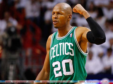 Ray Allen Wallpapers & Biography | Miami Heat Basketball ...