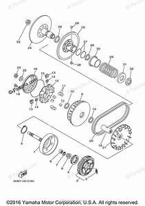 Yamaha Atv 2002 Oem Parts Diagram For Clutch