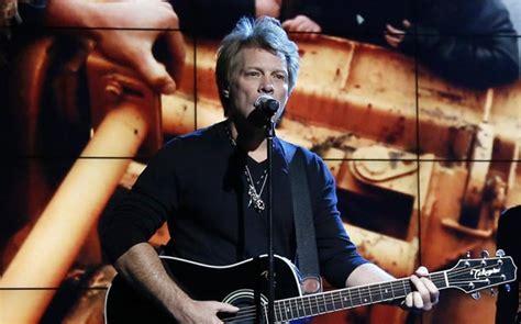 Bon Jovi Headline Barclaycard British Summer Time