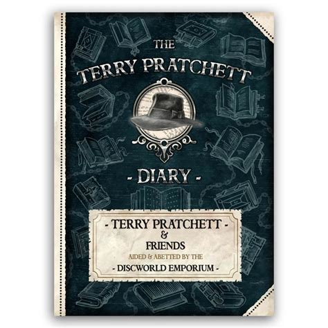 The Diary the terry pratchett diary discworld emporium books