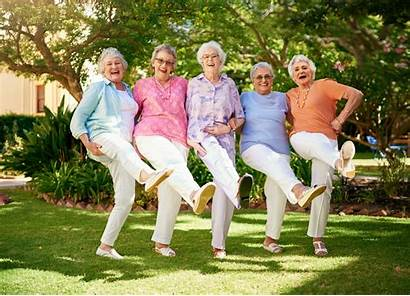 Retirement Healthy Community Lifestyle Living Maintain Seniors