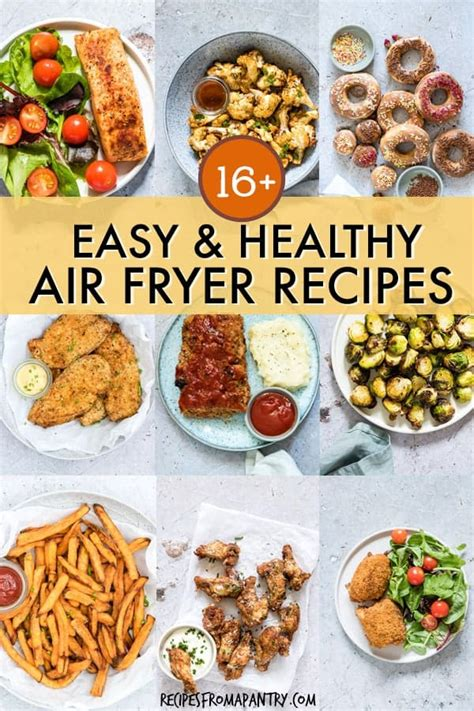 fryer air recipes easy healthy weight watchers airfryer meals under recipe calories food chili beef frying foods frier linkedin quick