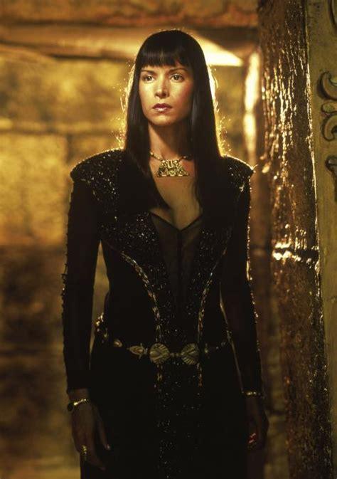 actress in movie the mummy returns the mummy returns patricia vel 225 squez as anck su namun