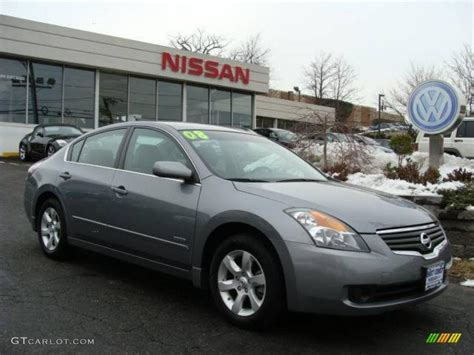 2008 Nissan Altima by 2008 Nissan Altima Hybrid Information And Photos Zomb