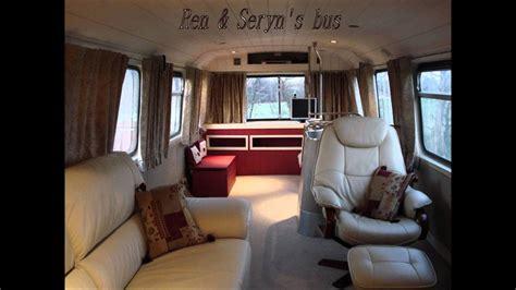 double decker bus living youtube