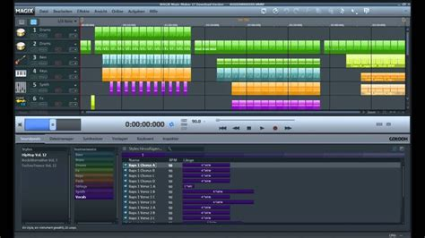 Have fun mixing up your music library using these free dj apps. MAGIX Music Maker 17 Remix Song :) - YouTube