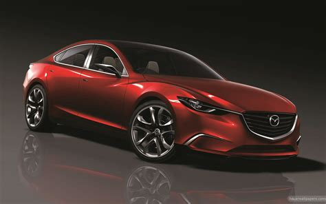 2011 Mazda Takeri Concept Wallpaper