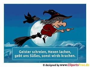 Lustige Halloween Sprüche : lustige spr che zu halloween mit bildern ~ Frokenaadalensverden.com Haus und Dekorationen