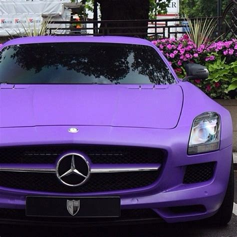 Purple Mercedes Pictures, Photos, And Images For Facebook
