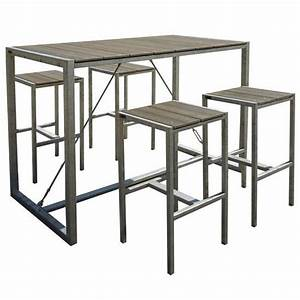 Delightful salle a manger wenge conforama 16 table de for Conforama table salle a manger