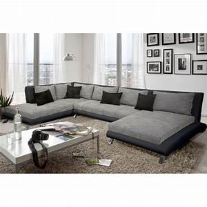 grand canape en u 28 images canap 233 panoramique With grand canapé d angle en u